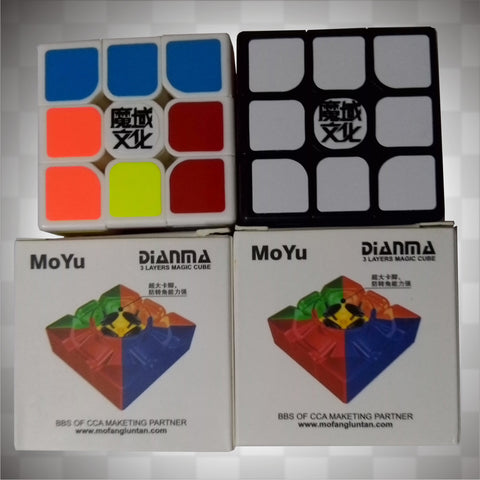 Moyu DianMa - PCubed Puzzles
