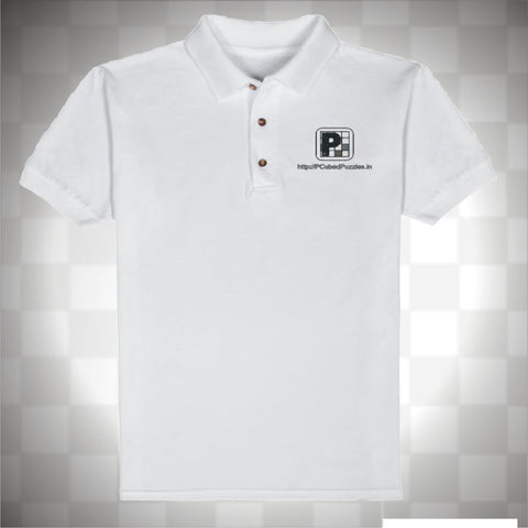 Classic Polo T-Shirts with Collar - PCubed Puzzles