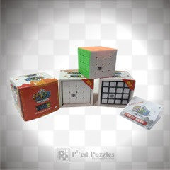 Kung fu Cangfeng 4x4 - PCubed Puzzles
