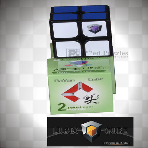 Lubix Dayan ZhanChi 2x2 - 50mm - PCubed Puzzles
