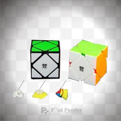 Moyu Magnetic Positioning Skewb - PCubed Puzzles