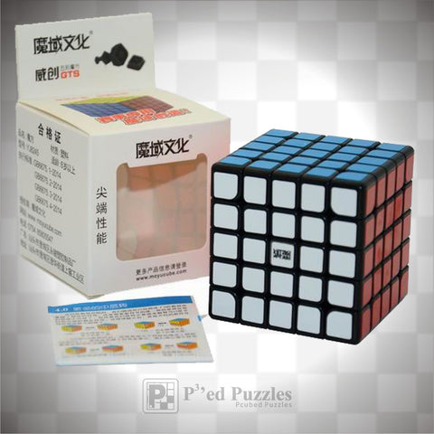 Moyu WeiChuang GTS 5x5 - PCubed Puzzles