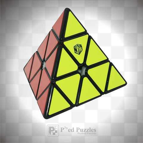 Qiyi(Mofangge) Bell magnetic pyraminx - PCubed Puzzles