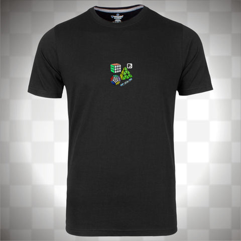 Men's Printed T-shirt - High Quality - PCubed Puzzles