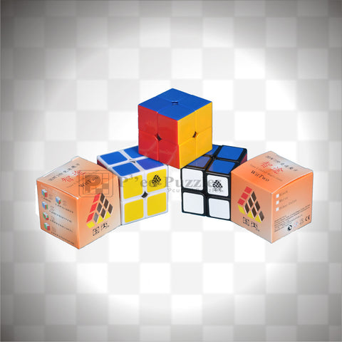 WitTwo 2x2 V1 - PCubed Puzzles