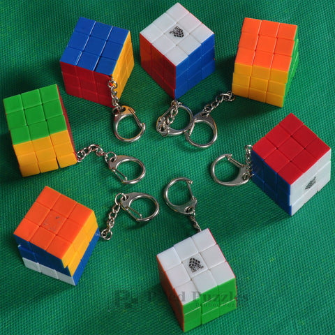 Witeden key chain - PCubed Puzzles