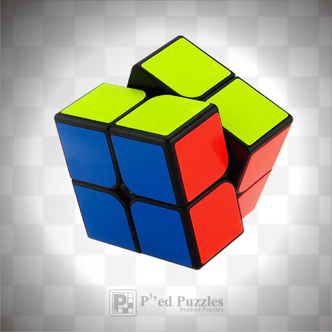 YJ Guanpo 2x2 - PCubed Puzzles