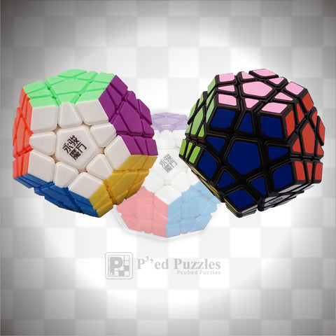 YJ YuHu R Megaminx - PCubed Puzzles