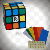 Cube Stickers - PCubed Puzzles