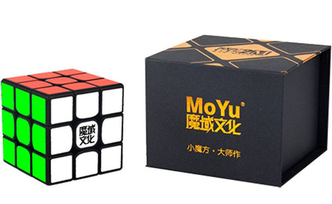MoYu Weilong GTS V2 Magnetic - PCubed Puzzles