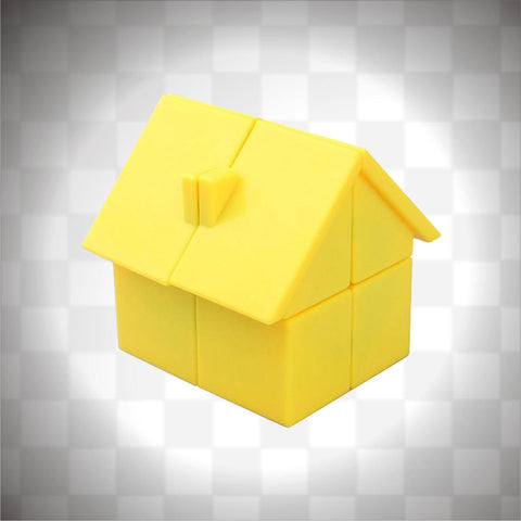 YJ House 2x2 - PCubed Puzzles