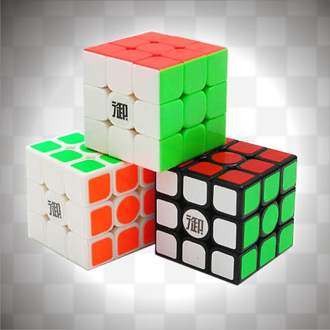 KungFu QingHong 3x3 - PCubed Puzzles