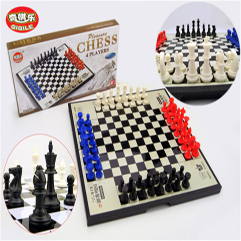 4 Player Chess - PCubed Puzzles