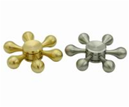 Rudder fidget spinner - PCubed Puzzles