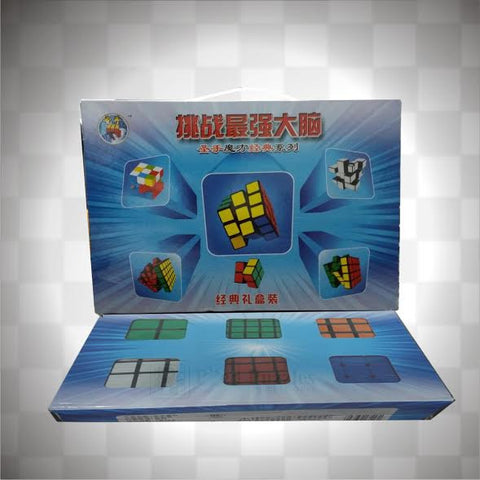 Shengshou Cubes Gift Pack - PCubed Puzzles