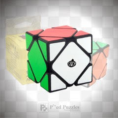 MoYu Cong's Design MeiChen Skewb - PCubed Puzzles