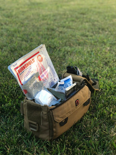 Custom cirs first aid system crticial incident