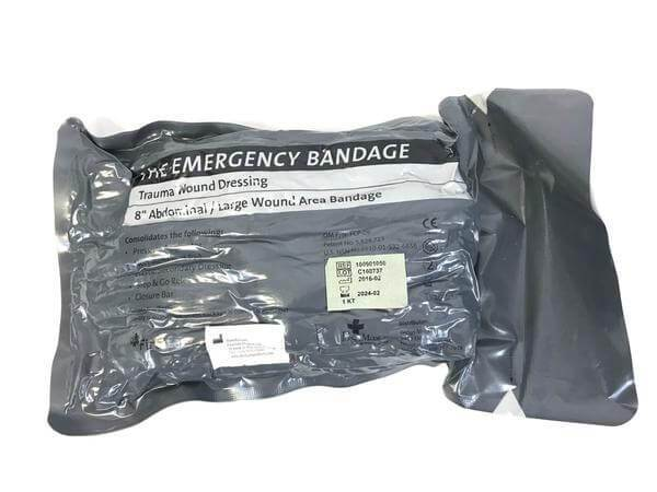 "Emergency Bandage® (8"") BandagesPerSys Medical- PracMed NZ, First Aid Products NZ"