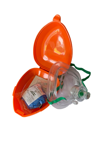 CPR Pocket Rescuscitation Mask Kit