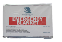 Emergency Blanket Emergency BlanketElite First Aid- PracMed NZ, First Aid Products NZ