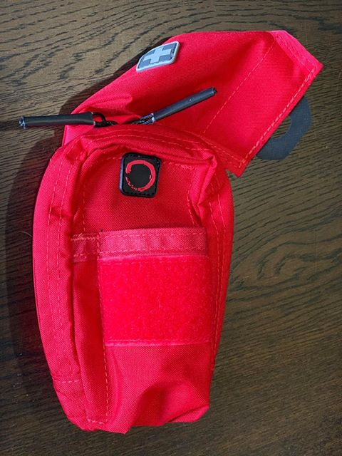 Individual First Aid System 2.0 (Pouch Only)