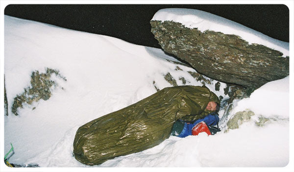 Survival Sleeping Bag Survival BagBlizzard Protection Systems Ltd- PracMed NZ, First Aid Products NZ