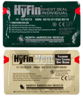 HyFin® Chest Seal (Combo Pack)