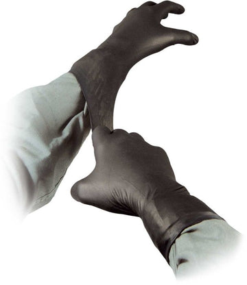 Black Talon Nitrile Gloves