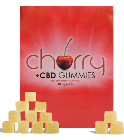 10MG CBD INFUSED GUMMY'S (10 PACK)