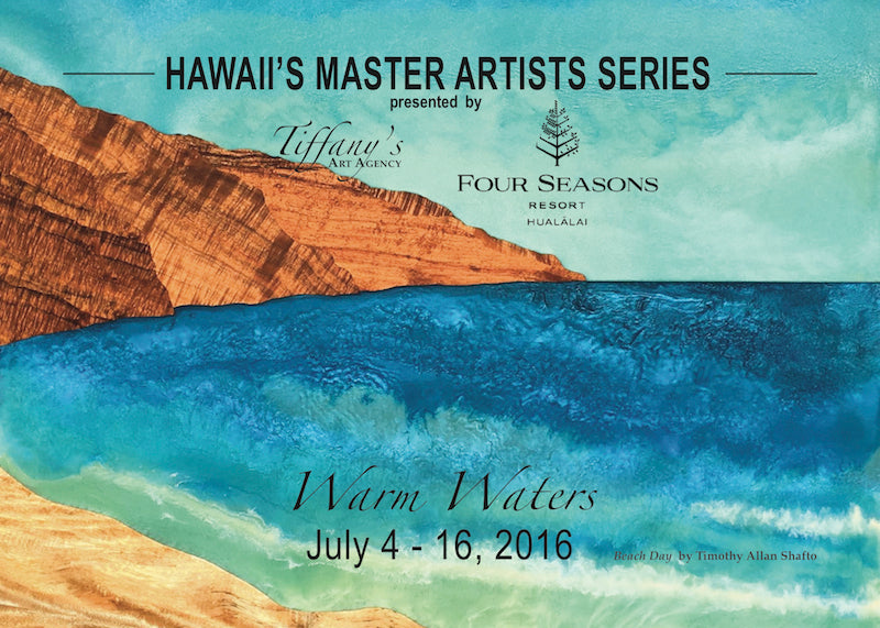 Summer Show at the Four Seasons Resort Hualalai