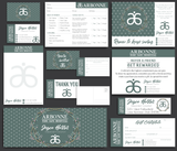 Arbonne Marketing Bundle, Personalized Arbonne Cards AB82