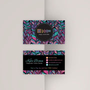 Boho Personalized Lularoe Business Cards, Lularoe Template Design LLR4
