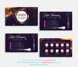COLOR STREET BUSINESS CARDS, PERSONALIZED COLOR STREET APPLICATION CARDS, CL118 - ToboArt
