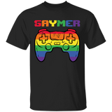 Gaymer Gamer Gaming LGBT