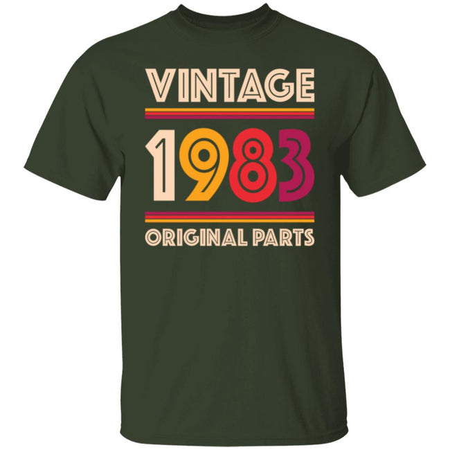 Made In 1983 Birthday, 1983 Years Old Vintage