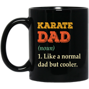 Black Belt Martial Arts Karate Dad Gift