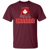 Canada love, Vancouver, Maple Leaf