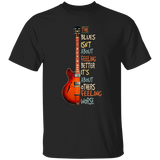 Funny Blues Music Gift for Musicians Blues Lovers