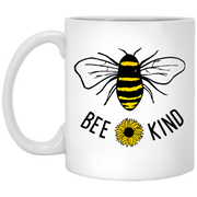 Bees are kind in everything