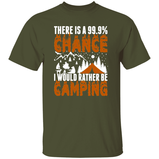 There Is A Chance Rather Be Camping