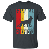 Retro German Shepherd Vintage German Shepherd Gift