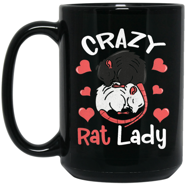Crazy Rat Lady