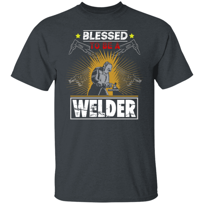 Blessed To Be A Welder, Welding