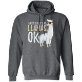 I Just Really Like Llamas, OK