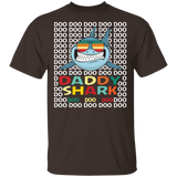 Daddy Shark Retro
