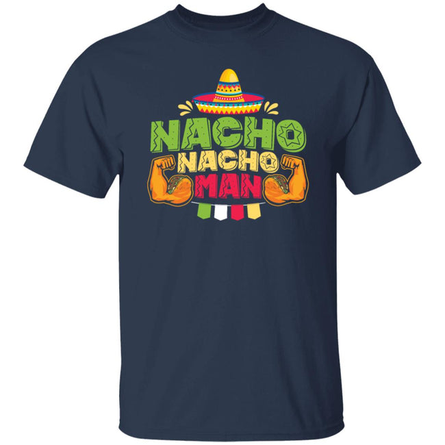 Funny Mexican Fiesta Costume Party Nacho Nacho Man