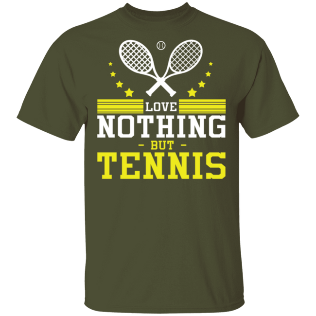 Love Nothing But Tenis