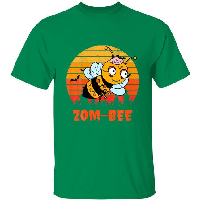 Funny Zombie Bee Bees Animal Halloween Men Collections