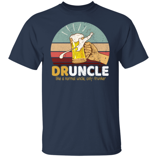 Druncle - Uncle loves beer - Druncle Definition