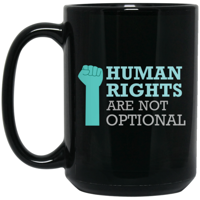 Human Rights Are Not Optional